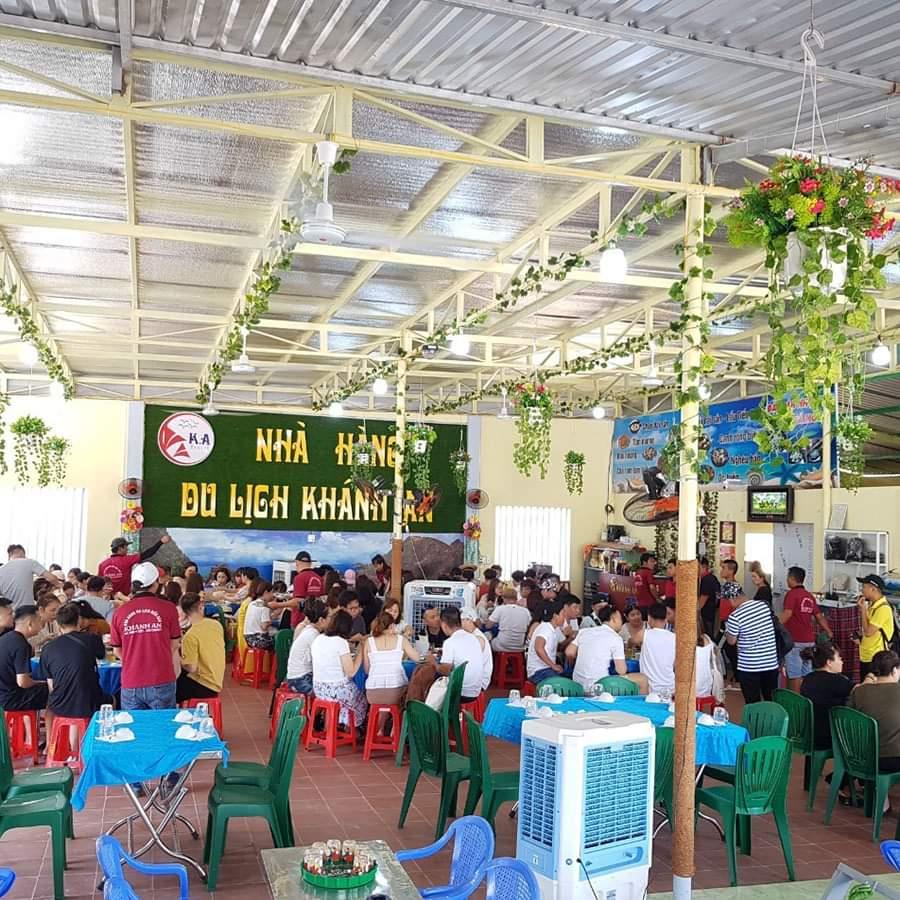 Nhà hàng Khánh An Nhơn Lý – Kỳ Co