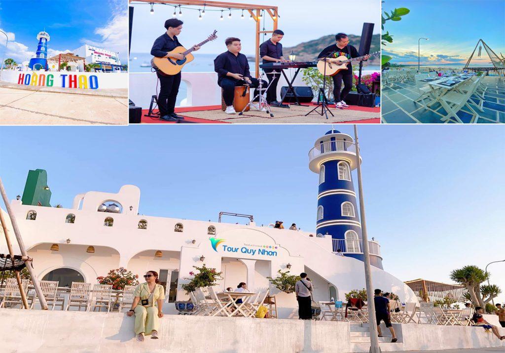 Với không gian và phong cảnh biển tại Hoàng Thao Seaview