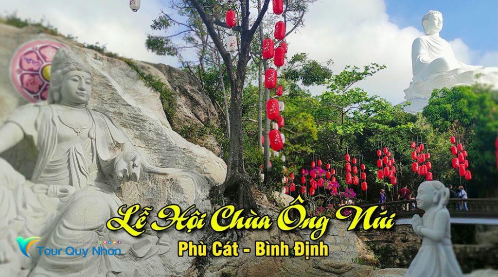 Lễ hội chùa Ông Núi Bình Định Quy Nhơn